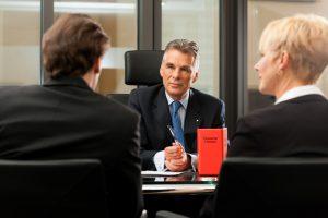discussing lawsuit